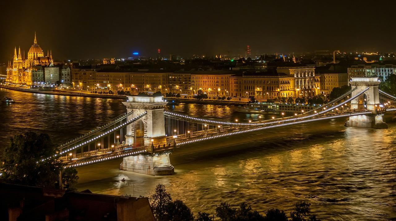 Do Chorwacji przez Słowację i Węgry - Budapeszt