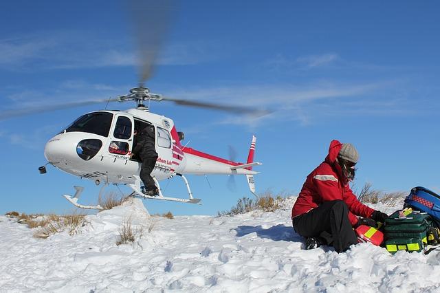 chorwacja zimą akcja ratownicza
