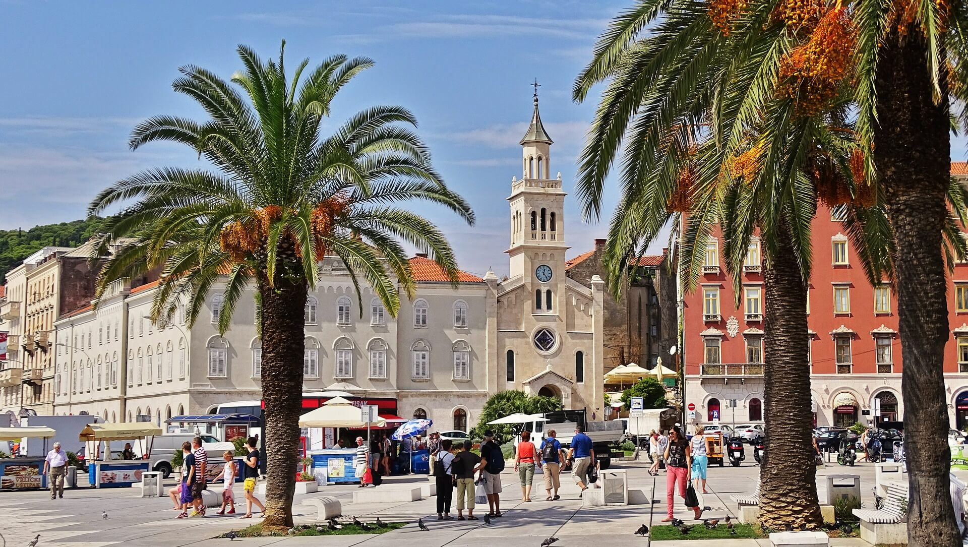 Urlop w Chorwacji we wrześniu