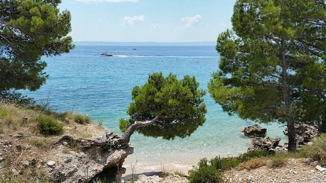 Urlop w Chorwacji Makarska plaża