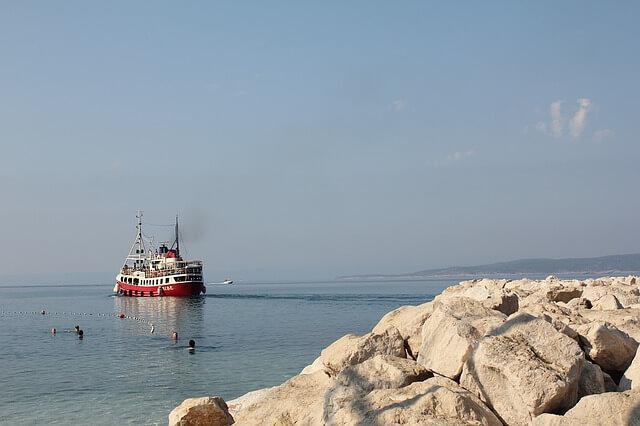 urlop w chorwacji nad morzem Baska Voda